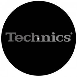 DMC Technics Slipmat (pair) Silver print