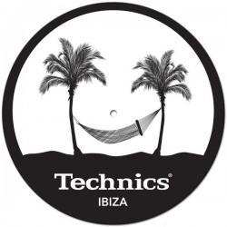 DMC/Technics Ibiza Slipmat (pair)