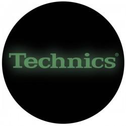 Technics Glow in the Dark slipmats