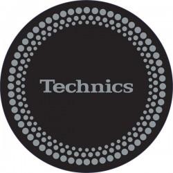 Technics Silver Dots Slipmat (x2)