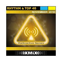 RADIOACTIVE RHYTHM & TOP 40 - 10/2018