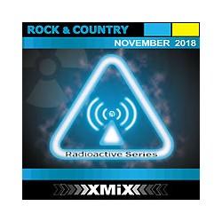 RADIOACTIVE ROCK & COUNTRY SERIES - 11/2018