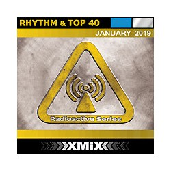 RADIOACTIVE RHYTHM & TOP 40 -1/2019