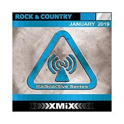RADIOACTIVE ROCK & COUNTRY SERIES - 1/2019