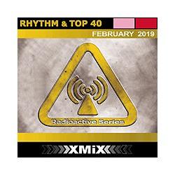 RADIOACTIVE RHYTHM & TOP 40 -2/2019