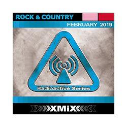 RADIOACTIVE ROCK & COUNTRY SERIES - 2/2019