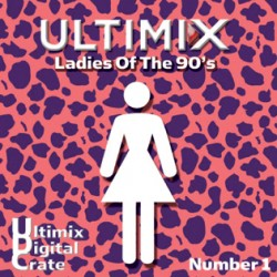 MP3-Ultimix-Ladies90