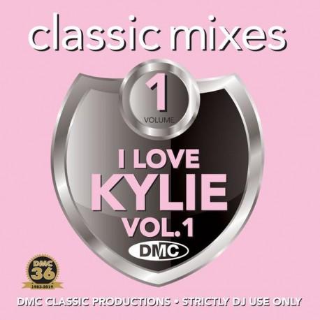 Classic Mixes – I LOVE Kylie- Vol.1