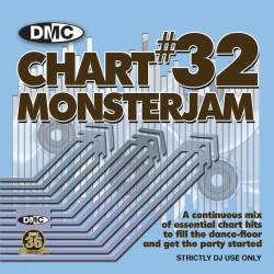 DMC CHART MONSTERJAM 32