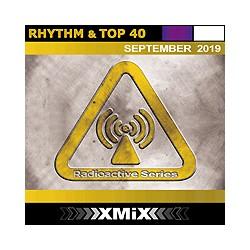 RADIOACTIVE RHYTHM & TOP 40 -9/2019