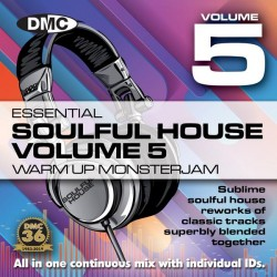 DMC Soulful House Warm Up Monsterjam Vol 5