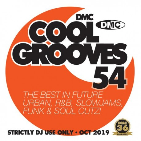 DMC COOL GROOVES 54