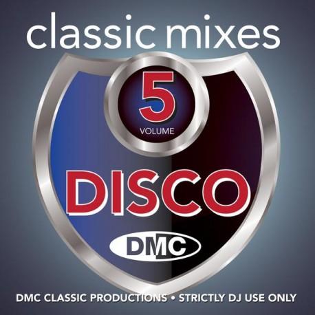 CLASSIC MIXES – DISCO Volume 5
