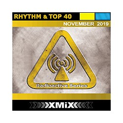 RADIOACTIVE RHYTHM & TOP 40 -11/2019