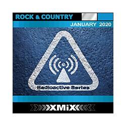 RADIOACTIVE ROCK & COUNTRY SERIES - 1/2020