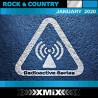 RADIOACTIVE ROCK & COUNTRY SERIES - 1/2020