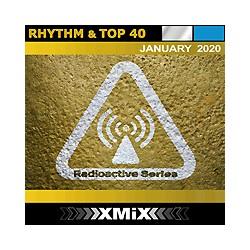 RADIOACTIVE RHYTHM & TOP 40 -1/2020