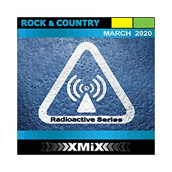 RADIOACTIVE ROCK & COUNTRY SERIES -4/2020