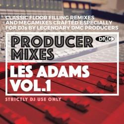 DMC PRODUCER MIXES 3 - LES ADAMS Vol 1