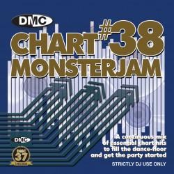 DMC CHART MONSTERJAM 38