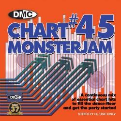 DMC CHART MONSTERJAM 45